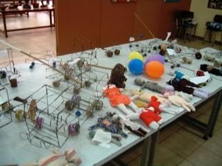 モザンビークの子どもの遊び