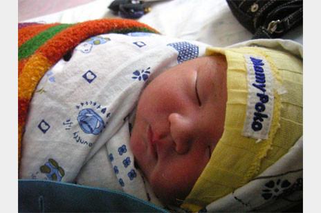 mugiモンゴル出産2