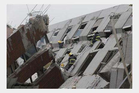 eva台湾地震2