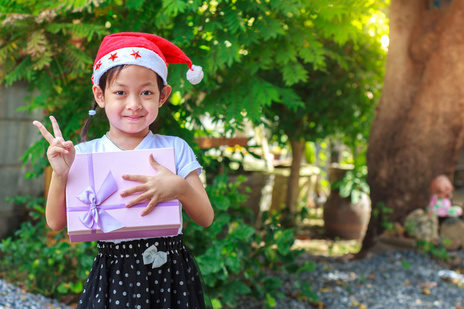 半そで短パンのクリスマス!仏教国家でもクリスマスは楽しむ!/Thailand