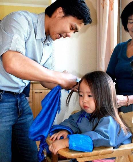 mugiモンゴル断髪式2