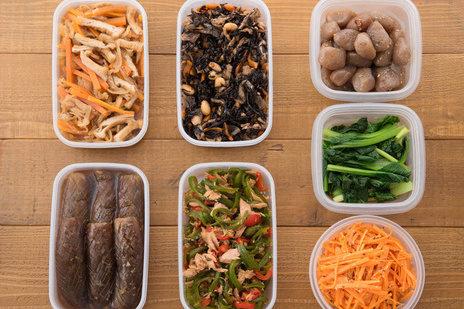 ひじきなどの伝統食がカルシウム摂取に最適