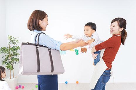 東京23区働く親への支援
