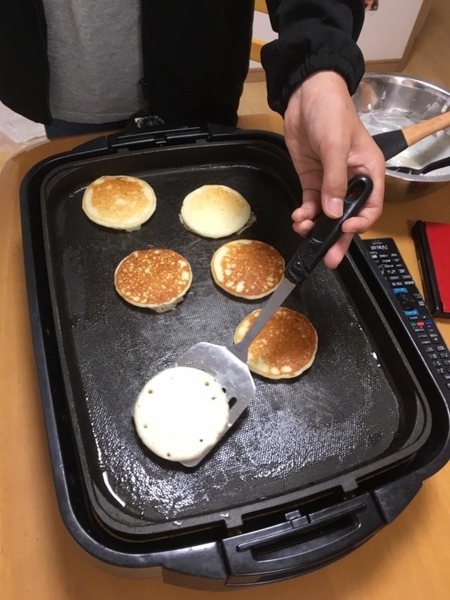 2019/9/15聖友学園での食事力アップ!サポートプロジェクト