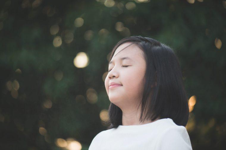 心の木瞑想とは 世界マザーサロン永井佐千子