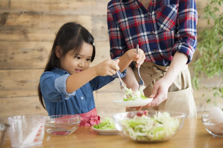 食事力アップ!サポートプロジェクト~子どもの自立支援事業~がスタート